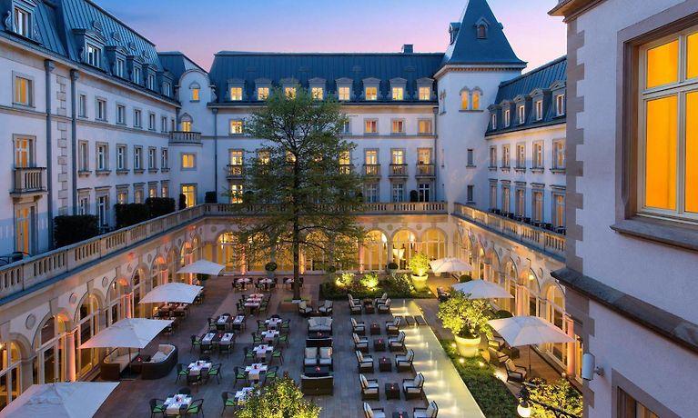 Villa Kennedy A Rocco Forte Hotel Frankfurt Am Main